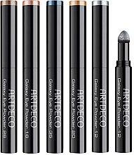 Düfte, Parfümerie und Kosmetik Lidschatten mit metallisch glänzenden Pearlpartikeln - Artdeco Galaxy Eye Powder