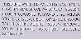 Antioxidative und glättende Tuchmaske mit Provitaminen C und E für strahlende Haut - Avene A-Oxitive Mask — Bild N3