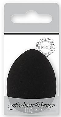 Schminkschwamm 36767 schwarz - Top Choice Foundation Sponge Blender — Bild N1