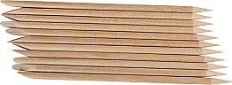 Düfte, Parfümerie und Kosmetik Holzige mini Manikürestäbchen 10 St. - Peggy Sage Mini Manicure Sticks
