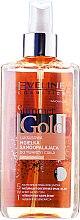 Düfte, Parfümerie und Kosmetik 5in1 Selbstbräuner für helle Haut - Eveline Cosmetics Summer Gold Spray