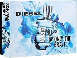 Düfte, Parfümerie und Kosmetik Diesel Only The Brave - Kosmetikset (Eau de Toilette/75ml + Eau de Toilette/35ml)