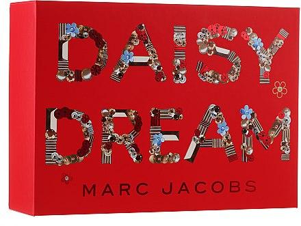 Marc Jacobs Daisy Dream - Duftset (Eau de Toilette/50ml + Duschgel/75ml + Körperlotion/75ml) — Bild N2