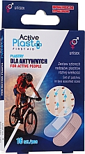 Düfte, Parfümerie und Kosmetik Pflaster für aktive Menschen 16 St. - Ntrade Active Plast First Aid For Active People Patches