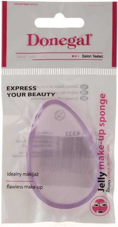 Silikon Make-up Applikator lila 4322 - Donegal — Bild N1
