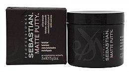 Düfte, Parfümerie und Kosmetik Modellierende Haarpaste mit Matteffekt - Sebastian Professional Matte Putty