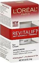 Düfte, Parfümerie und Kosmetik Augenkonturcreme - L'Oreal Paris RevitaLift Complete Anti Wrinkle + Firming Moisturizer Eye Cream