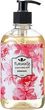 "Düfte, Parfümerie und Kosmetik Flüssige Naturseife ""Romance"" - Hristina Cosmetics Naturally Hand Soap Romance"