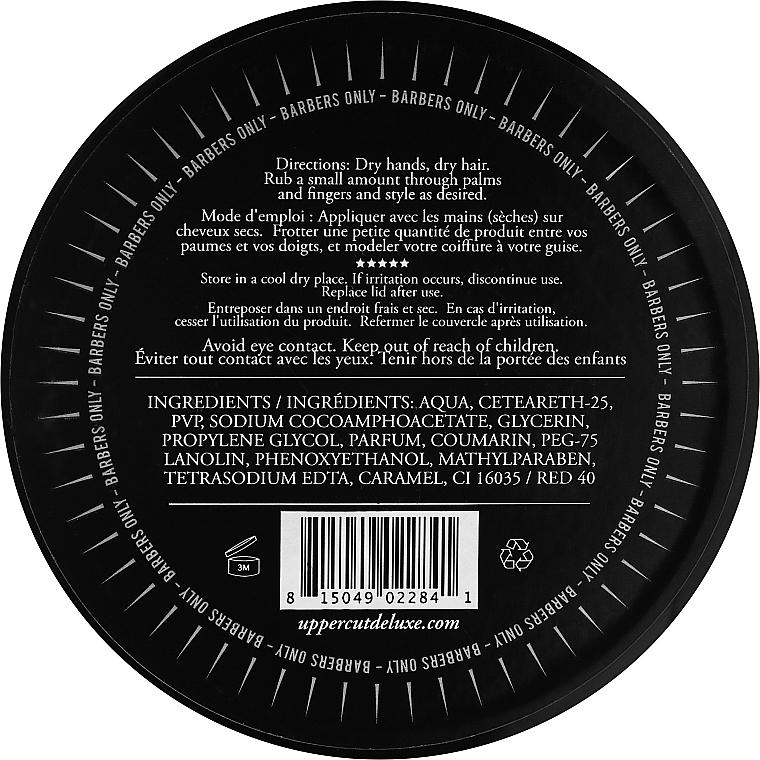 Haarpomade Starker Halt - Uppercut Deluxe Pomade Barber Tin — Bild N6