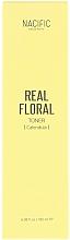 Düfte, Parfümerie und Kosmetik Gesichtstoner mit Ringelblumenextrakt - Nacific Real Floral Calendula Toner