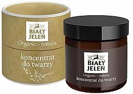 Düfte, Parfümerie und Kosmetik Anti-Aging Gesichtskonzentrat für Männer - Bialy Jelen Organic-Nature
