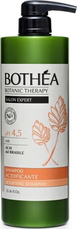 Säuerndes Shampoo mit Acai Beeren - Bothea Botanic Therapy Salon Expert Acidifying Shampoo pH 4.5 — Bild N1