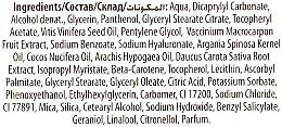Gesichtspflege für junge Haut mit Himbeeren und Waldbeeren - Dermacol Love My Face Rasberries & Forst Berries Scent Face Cream — Bild N4