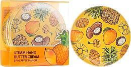 Düfte, Parfümerie und Kosmetik Pflegende Handcreme mit Ananas und Mango - Seantree Hand Butter Cream Pineapple Mango