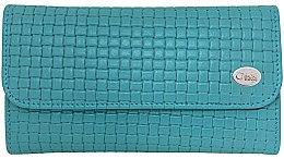 Düfte, Parfümerie und Kosmetik Maniküre-Set in blauem Etui Voyages Oasis 6-tlg. - Credo Solingen