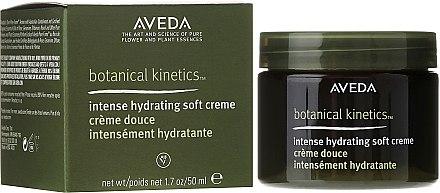 Intensiv feuchtigkeitsspendende leichte Gesichtscreme - Aveda Botanical Kinetics Intense Hydrating Soft Creme — Bild N1