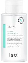 Düfte, Parfümerie und Kosmetik Reinigungswasser mit Algin aus Seetang für empfindliche Haut - Isoi Sensitive Anti-Dust Cleansing Water
