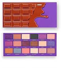 Düfte, Parfümerie und Kosmetik Lidschattenpalette - I Heart Revolution Chocolate Eyeshadow Palette Fruit and Nut