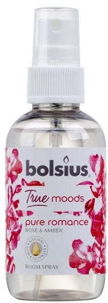 Raumspray Rose und Bernstein - Bolsius Room Spray True Moods Pure Romance — Bild N1