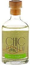 Düfte, Parfümerie und Kosmetik Raumerfrischer Lime & Basil - Chic Parfum Lime & Basil Fragrance Diffuser