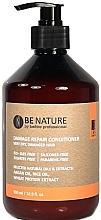 Düfte, Parfümerie und Kosmetik Regenerierende Haarspülung mit Weizenproteinextrakt, Argan- und Reisöl - Beetre BeNature Damage Repair Conditioner