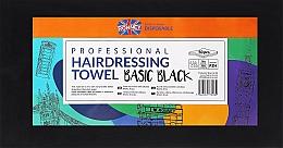 Düfte, Parfümerie und Kosmetik Einwegtücher 50 St. schwarz - Ronney Professional Hairdressing Towel Basic Black