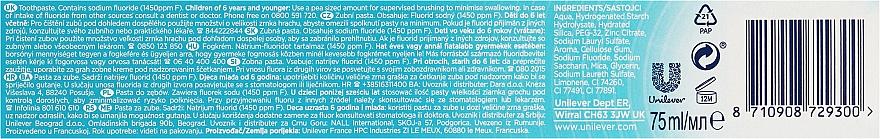 Zahnpasta für einen frischen Atem - Signal Long Active Fresh Breath Toothpaste — Bild N3