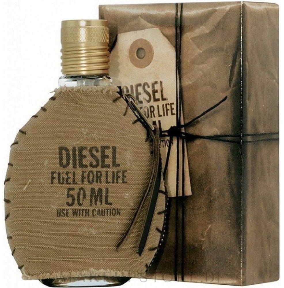 Diesel Fuel for Life Homme - Eau de Toilette  — Bild 50 ml