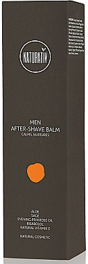 After Shave Balsam - Naturativ After-Shave Balm For Men — Bild N2