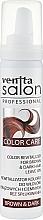Düfte, Parfümerie und Kosmetik Revitalisierender Schaum für braunes und dunkles Haar - Venita Salon Color Revitalizer Brown&Dark Hair