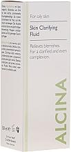 Düfte, Parfümerie und Kosmetik Hautklar-Fluid für fettige Haut - Alcina FM Skin Clarifying Fluid