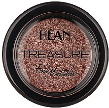 Lidschatten - Hean Treasure Foil Metallic Eyeshadow — Bild N1