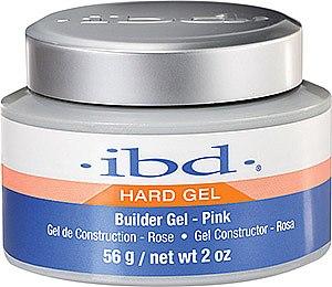 Aufbau-Gel in Pink für natürlich schöne Nägel - IBD Builder Pink Gel — Bild N2