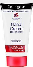 Düfte, Parfümerie und Kosmetik Konzentrierte Handcreme - Neutrogena Norwegian Formula Concentrated Unscented Hand Cream