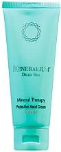 Düfte, Parfümerie und Kosmetik Schützende Handcreme für trockene Haut - Minerallium Mineral Therapy Protective Hand Cream