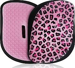 Düfte, Parfümerie und Kosmetik Entwirrbürste - Tangle Teezer Compact Styler Pink Kitty Mobile Brush