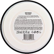 Körpermousse mit Bio Ylang-Ylang-Öl und Neroli - Organic Shop Organic Ylang-Ylang & Neroli Body Mousse — Bild N3