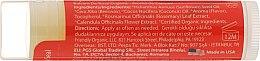 "Bio-Lippenbalsam ""Erdbeere"" - Friendly Organic Lip Balm Strawberry — Bild N2"