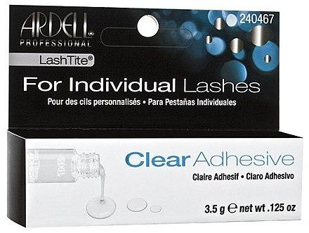 Wimpernkleber - Ardell Lashtite Adhesive Clear — Bild N1