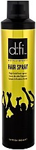 Düfte, Parfümerie und Kosmetik Styling-Haarspray Starker Halt - D:fi Hair Spray