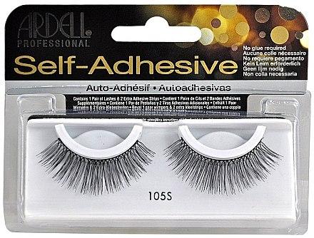 Künstliche Wimpern - Ardell Self-Adhesive Lashes 105S — Bild N1