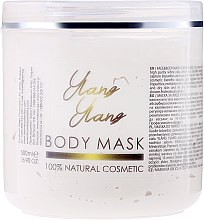 Düfte, Parfümerie und Kosmetik Gesichts- und Körpermaske mit Ylang-Ylang - Sezmar Collection Professional Body Mask Ylang Ylang