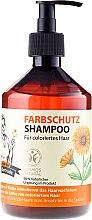 Düfte, Parfümerie und Kosmetik Farbschutz-Shampoo für coloriertes Haar - Rezepte der Oma Gertrude