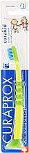 Düfte, Parfümerie und Kosmetik Kinderzahnbürste ultra weich Curakid grün-blau - Curaprox