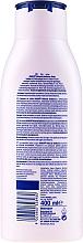 Feuchtigkeitsspendende Körperlotion für normale bis trockene Haut mit Vitamin E - Nivea Natural Radiance Body Lotion — Bild N2