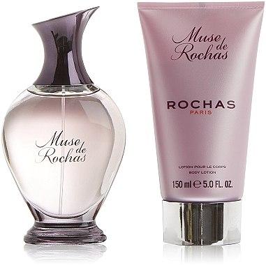 Rochas Muse de Rochas - Duftset (Eau de Parfum/100ml + Körperlotion/150ml) — Bild N2