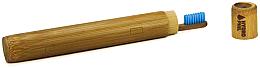 Düfte, Parfümerie und Kosmetik Bambusetui für Zahnbürste - Hydrophil