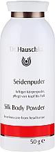 Düfte, Parfümerie und Kosmetik Seidenpuder für den Körper - Dr. Hauschka Silk Body Powder