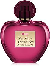 Düfte, Parfümerie und Kosmetik Antonio Banderas Her Secret Temptation - Eau de Toilette