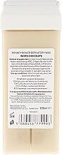 """Enthaarungswachs """"Weiße Schokolade"""" - Ronney Wax Cartridge White Chocolate — Bild N2"""